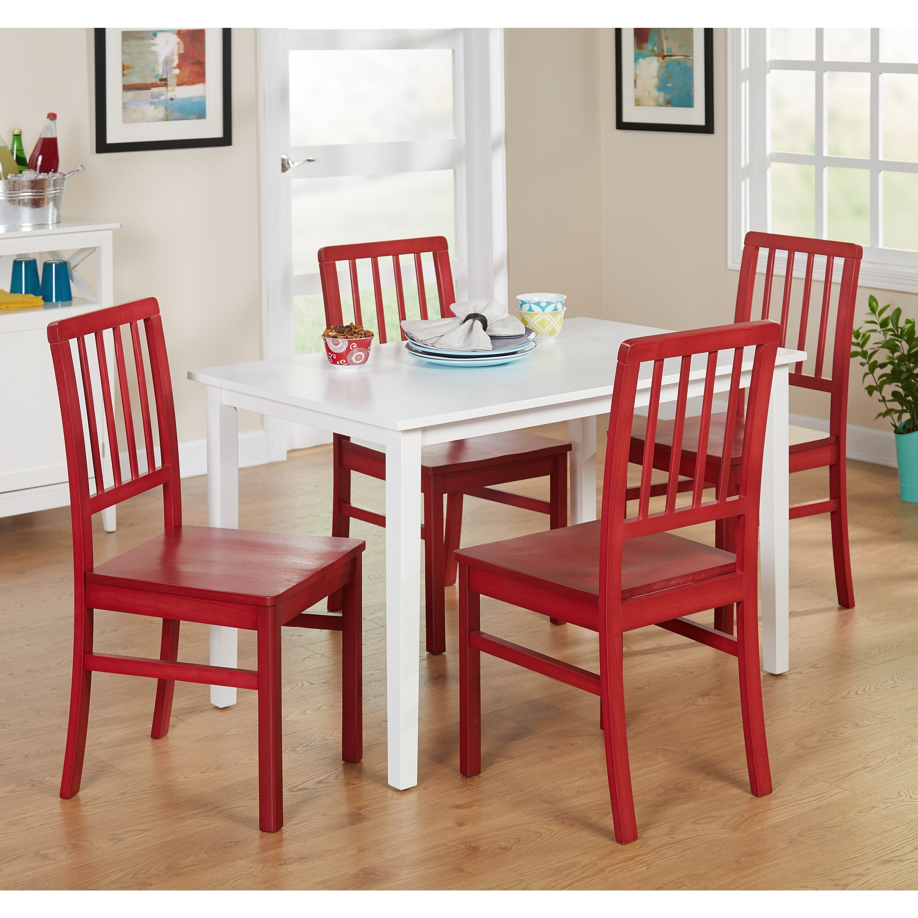 Red Dining Room Furniture: Dining Room Ideas