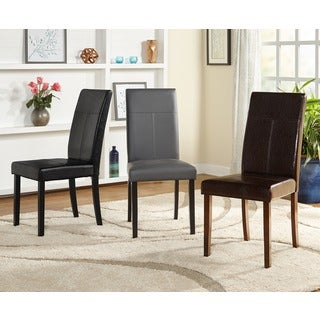 simple living bettega parson chair set of 2