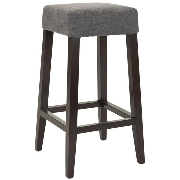 Safavieh 30.3-inch Uptown Grey Bar Stool