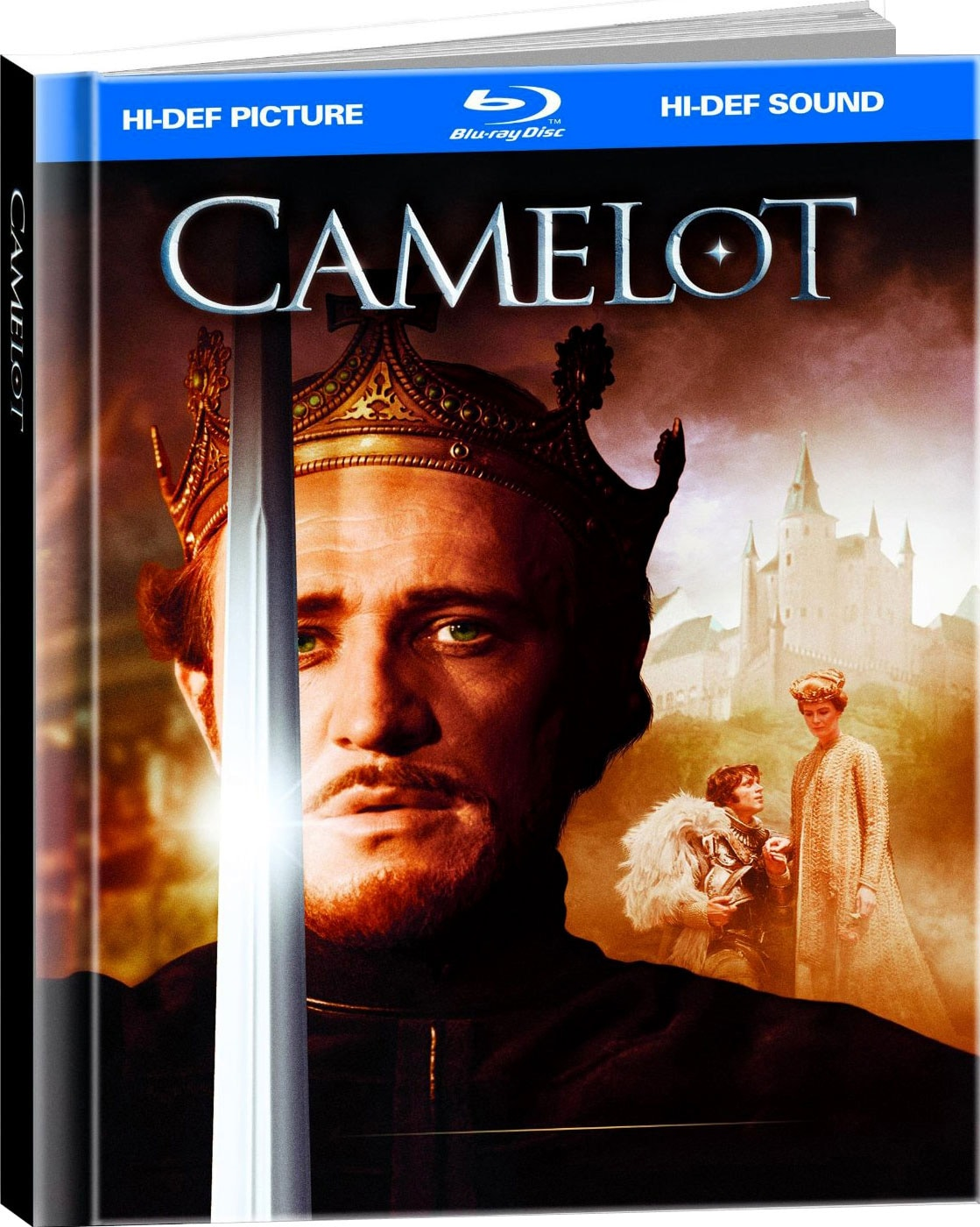 Camelot - 45th Anniversary Edition DigiBook (Blu-ray Disc)