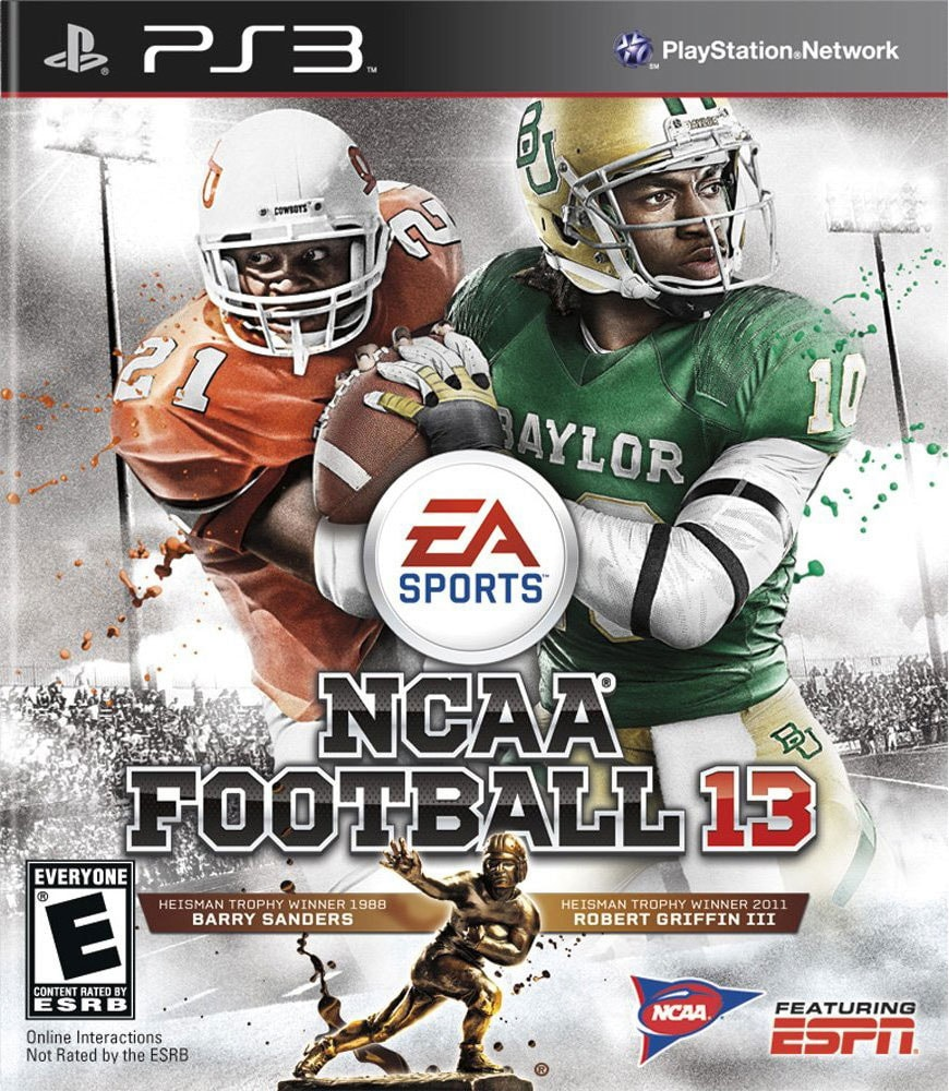 PS3 - NCAA Football 13