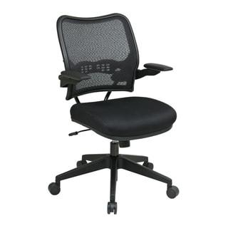 Space 13 Series Black Air Grid Office Chair