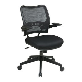 Deluxe Chair with MeshBack and Black Mesh Seat