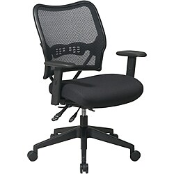 13 Series Black Ergonomic Chair