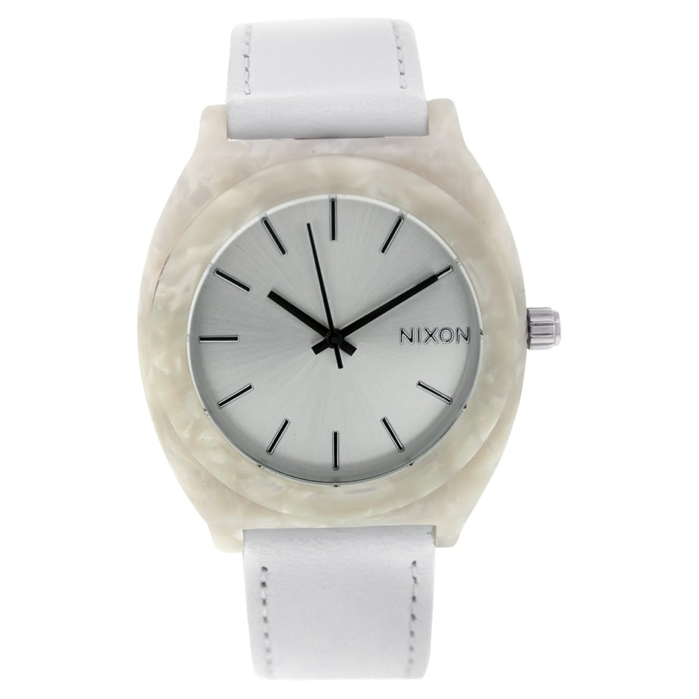 Nixon Men 's Time Teller Watch