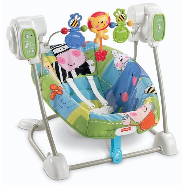 Fisher-Price Discover n' Grow Swing n' Seat
