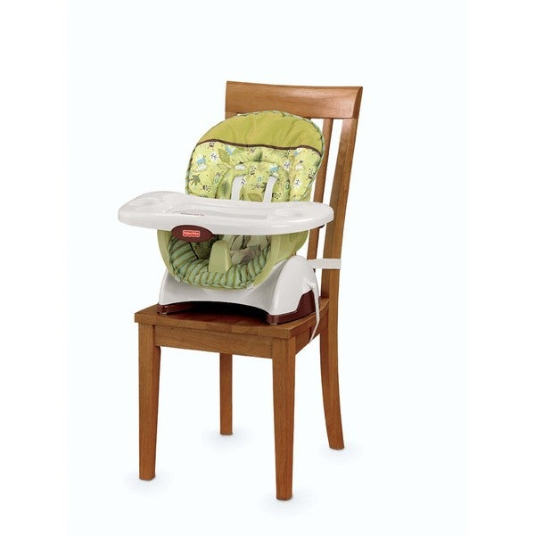 Fisher Price Space Saver High Chair In Scatterbug