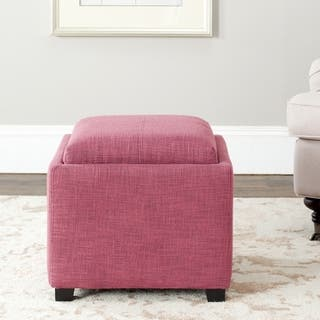 Pink Ottomans Amp Storage Ottomans For Less Overstock Com