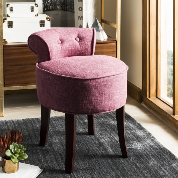 Safavieh Outlet New Rochelle: Shop Safavieh Rochelle Rose Vanity Chair