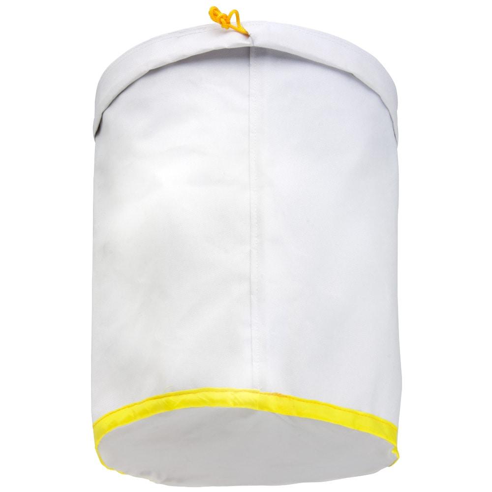 Virtual Sun 5 Gallon 45 Micron White Herbal Extract Bubble Bag