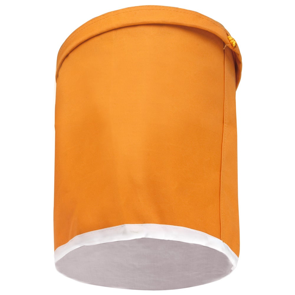 Virtual Sun 5 Gallon 120 Micron Orange Herbal Extract Bubble Bag