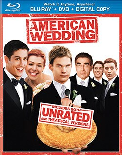 American Wedding (Blu-ray/DVD)