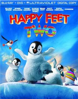 Happy Feet Two (Blu-ray/DVD)