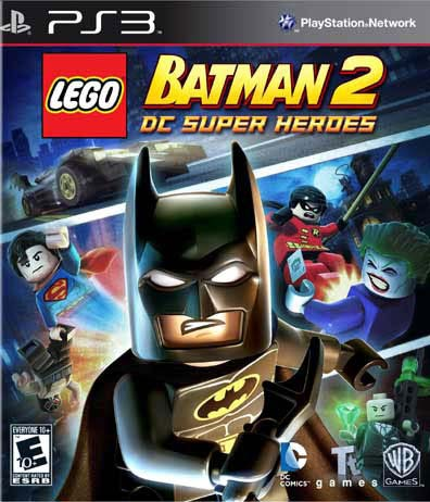 PS3 - Lego Batman 2 DC Super Heroes