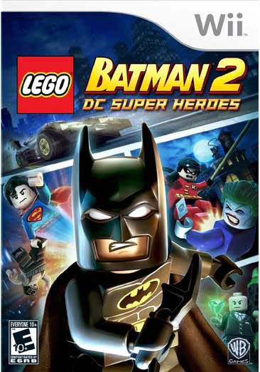 Wii - Lego Batman 2 DC Super Heroes