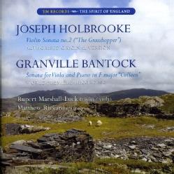 Rupert Marshall-Luck - Bantock: Sonata for Viola and Piano