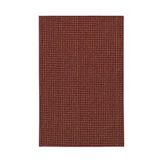 San Juan Red/Tan Rug (2'6 x 3'10)
