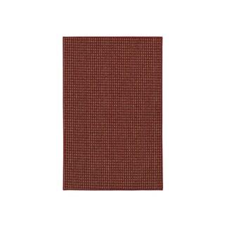 San Juan Red/Tan Rug (1'8 x 2'6)