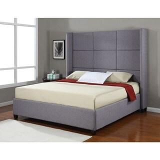Jasper Laine Jillian Upholstered King-size Bed