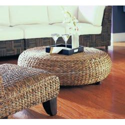 Abaca Ottoman Free Shipping Today Overstock Com 14061187