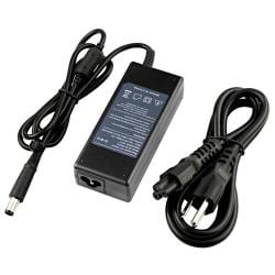 INSTEN Lightweight Black Travel Charger for Dell PA-10/ Inspiron 1150