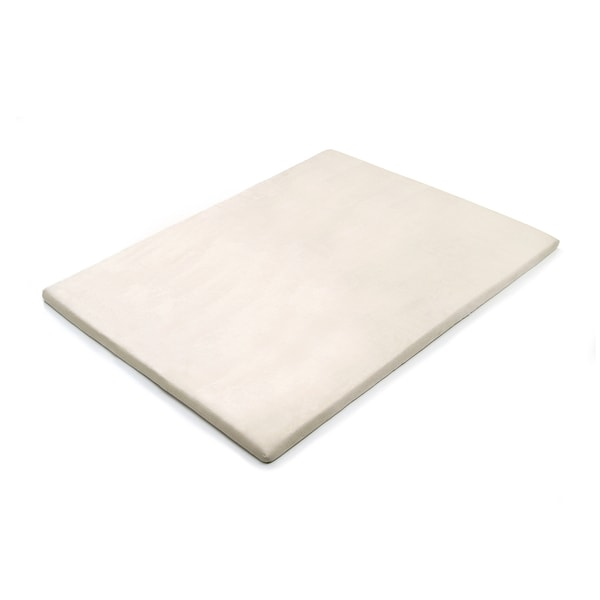 Kittrich Campus 2 inch Full size Memory Foam Topper Free