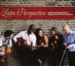 Santiago Quartet - Latin Perspective
