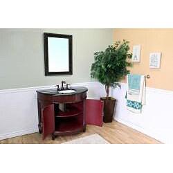 Single Sink 42-inch Wood Vanity