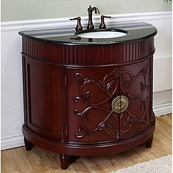 Single Sink 42-inch Wood Vanity