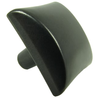 Stone Mill Hardware Antique Black Bella Cabinet Knobs (Pack of 25)