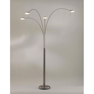 Nova Shell 4-Light Arc Lamp