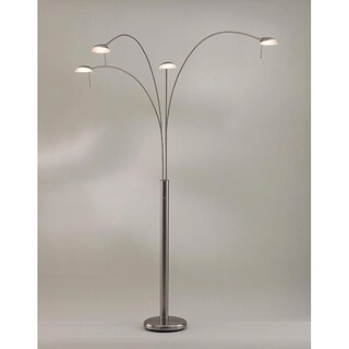 Nova Shell 4-Light Arc Lamp