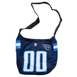 Little Earth Tennessee Titans Veteran Jersey Tote Bag