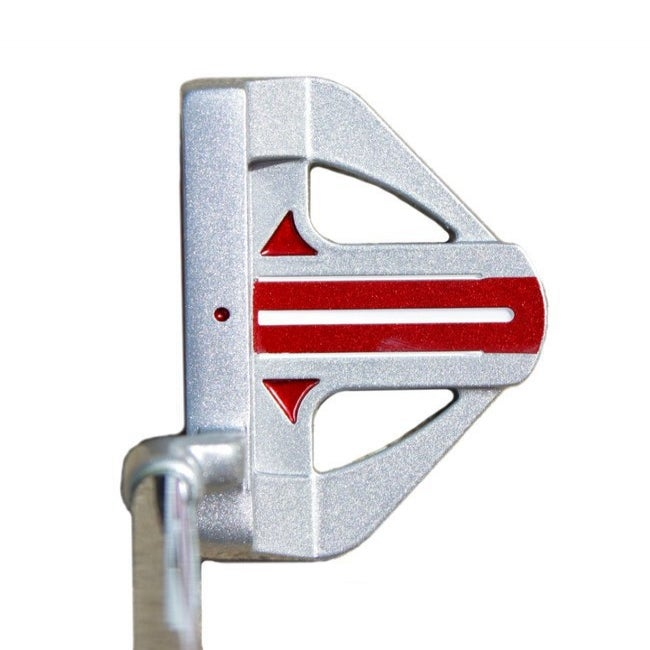 Delta Golf Men's Shot Control 2000 Right-hand Mallet-style Putter