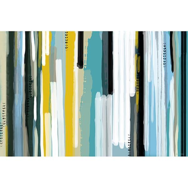 Maxwell Dickson 'Ocean' Abstract Canvas Art