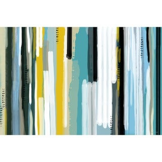 Maxwell Dickson 'Ocean' Abstract Canvas Art (As Is Item)