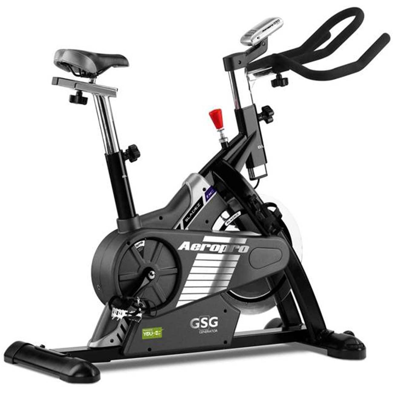 Bladez Aero PRO Indoor Cycle Exercise Bike