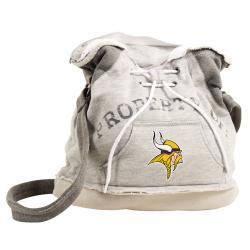 Minnesota Vikings Hoodie Shoulder Tote - Thumbnail 0