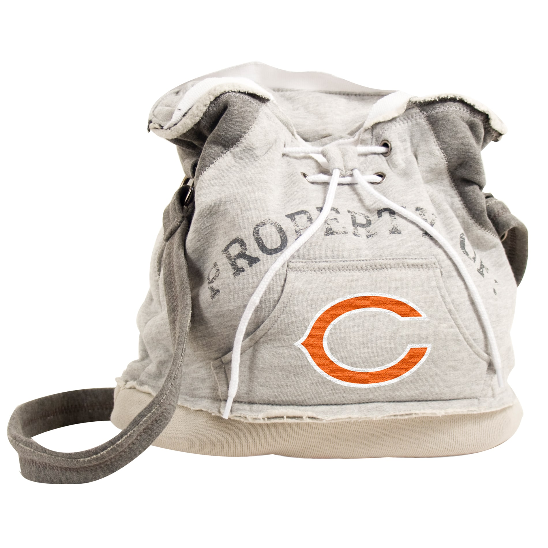 Chicago Bears Hoodie Shoulder Tote