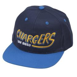 San Diego Chargers Retro NFL Snapback Hat - Thumbnail 0