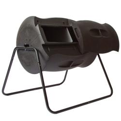 Algreen Terra Black 50-gallon Tumbling Composter