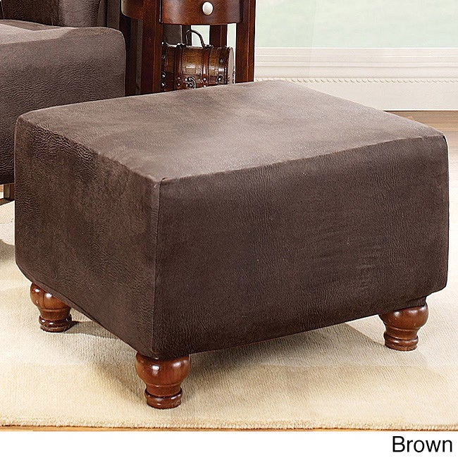 slipcovers home product fpx sure slipcover image s ottoman fit main macy pique shop stretch