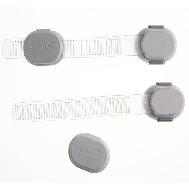 Safety 1st Adjustable Multi-Purpose Strap (Pack of 2)