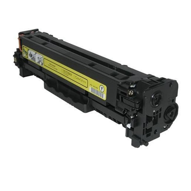 Canon 116 CB542A Compatible Yellow Toner Cartridge