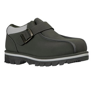 Lugz Men's Pathway Strap Grey Boots