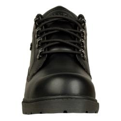 Lugz Men's 'Camp Craft' Black Boots - Thumbnail 2