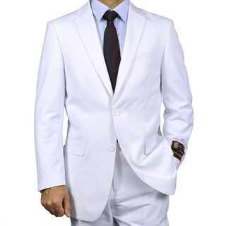 Men's White Two-button Suit|https://ak1.ostkcdn.com/images/products/6468364/P14064225.jpg?_ostk_perf_=percv&impolicy=medium