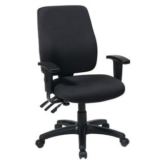 High-Back Dual Function Ergonomic Chair
