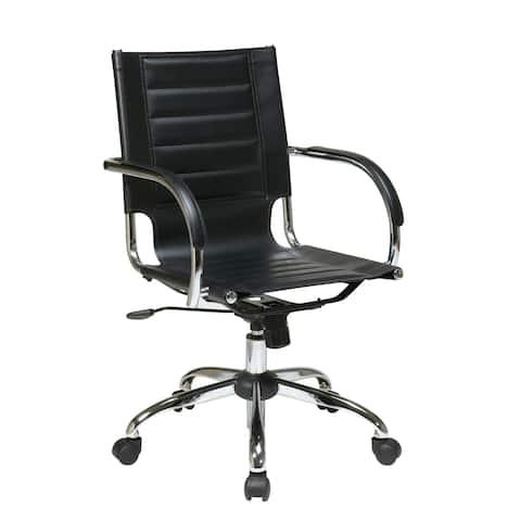 OSP Home Furnishings Trinidad Office Chair