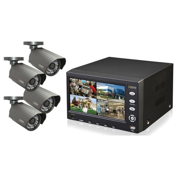 Q-see QS4474-436-5 Video Surveillance System